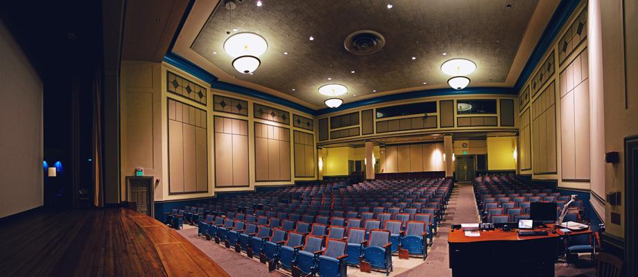 Gregory Hall Auditorium