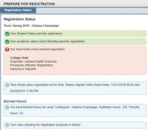 How To Register Using Enhanced Registration Office Of The Registrar